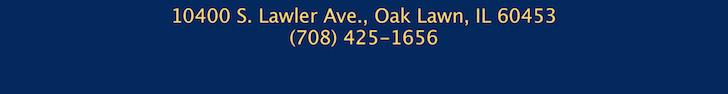 10400 S. Lawler Ave., Oak Lawn, IL 60453