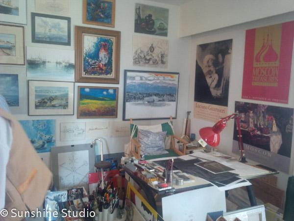 Alan Thompson Studio-7