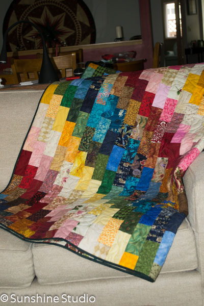 The Light Within Quilt Design