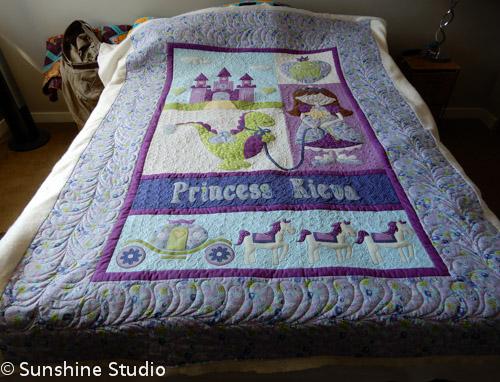 Princess Kieva Quilt-1